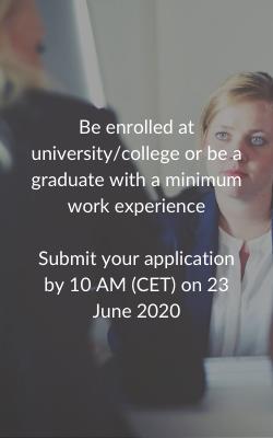 Eligibility for Remote Internship Scholarship
